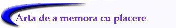 exemple de mnemotehnica